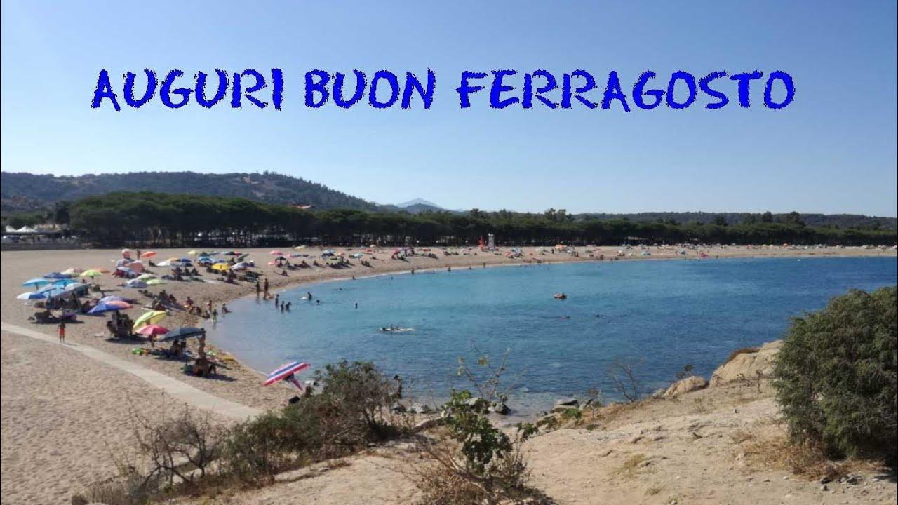 Buon Ferragosto Auguri 2019 Originale Video Poesia Foto Musica Lasciate Un E Iscrivetevi Grazie