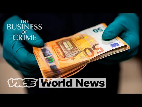 How to Clean Dirty Money   The Business of Crime