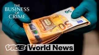 How to Clean Diŗty Money | The Business of Crime