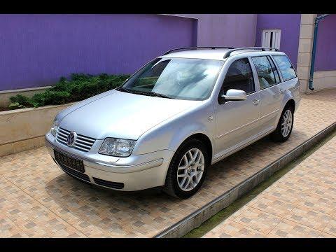 VW Bora 1.9TDI 130hp 2002 Special Edition