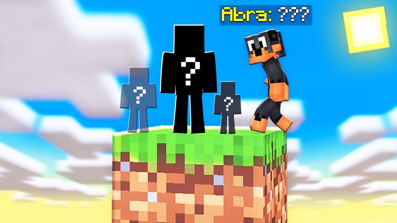 COŚ DZIWNEGO DZIEJE SIĘ na JEDNYM BLOKU w Minecraft!