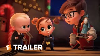 The Boss Baby: Family Business Trailer #3 | Fandango Family
