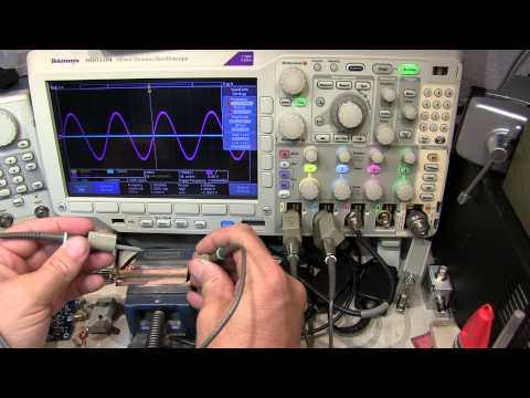 #206: Importance of 10X Probe Compensation with your Oscilloscope