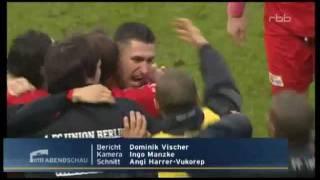 Stadtmeister - Hertha BSC gegen Eisern Union im Olympiastadion 1:2
