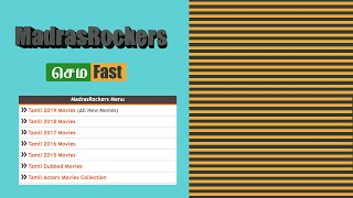 😎Madras Rockers | TamilRockers site | Fast file hosting