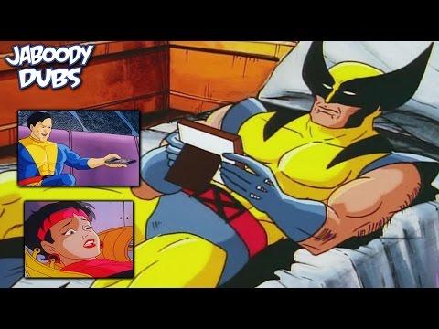 Jaboody Dubs Compilation 6 - X-Men Cartoons