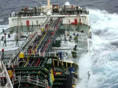 Rough Sea - South Atlantic - AGTR