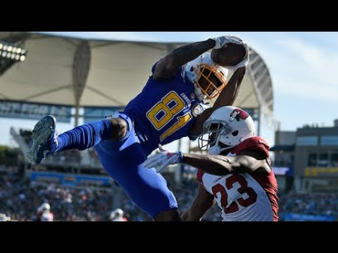 Mike Williams shows impressive vertical leap on TD grab - YouTube 9b6e1f2db