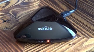 Broadlink RM Pro Universal Remote - Set up and Review