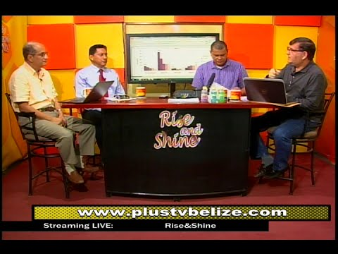 29th October, 2015 Rise and Shine Guest Belize business Bureau