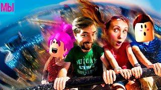 - Роблокс Тайкон Новый Парк Аттракционов строим парк развлечений Roblox Planet coaster