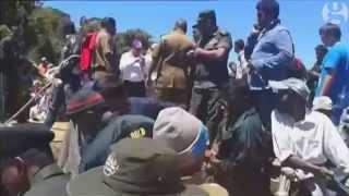 Dutch honeymooner survives fall from World's End cliff in Sri Lanka