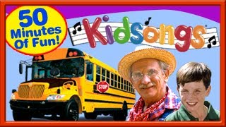 Old MacDonald Had A Farm   Twinkle    The Bus Song   This Old Man   Kids Music   PBS Kids   for Kids
