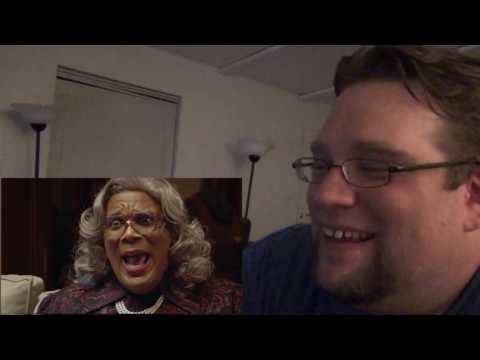 BOO!  A Madea Halloween Official Trailer Reaction