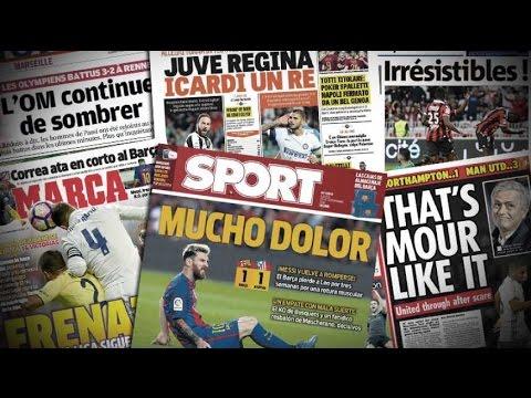Le simulateur Sergio Ramos fait polémique ! | Revue de presse