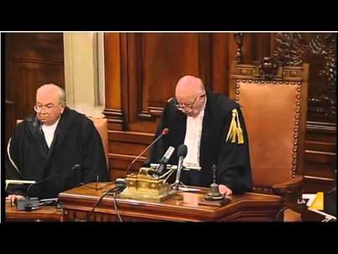 Sentenza della Cassazione di Silvio Berlusconi nel processo Mediaset