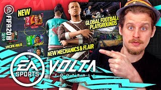IS VOLTA THE NEW FIFA STREET?! FIFA 20 VOLTA Trailer Reaction