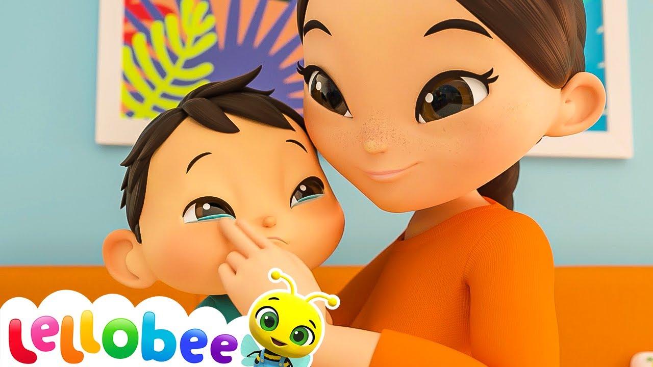 Baby's Got a Boo Boo   @Lellobee City Farm - Cartoons & Kids Songs   Lellobee