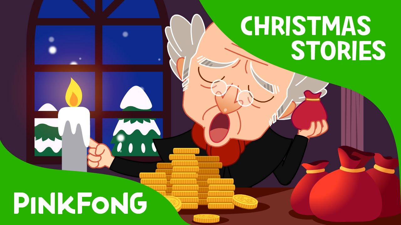 a christmas carol christmas stories pinkfong story time for children youtube - Christmas Story For Toddlers