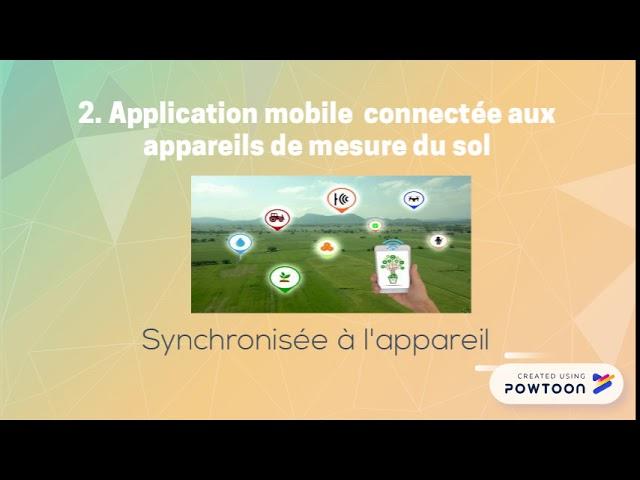 Crops Info : pour une agriculture intelligente