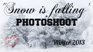 """LPS: ❉ """"Snow is falling"""" PHOTOSHOOT ❉"""