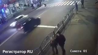 Смертельное ДТП Харьков на Сумской момент столкновения и после аварии