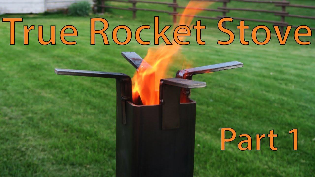 Design Rocket Stove Plans