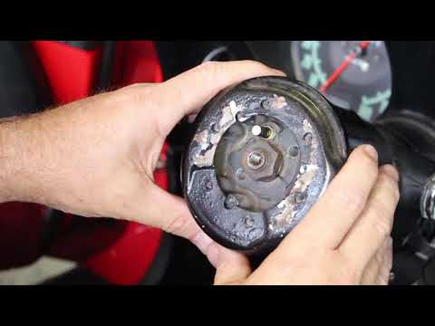 C3 Corvette Turn Signal Switch Removal. Plus, Horn Parts Demo and Locations