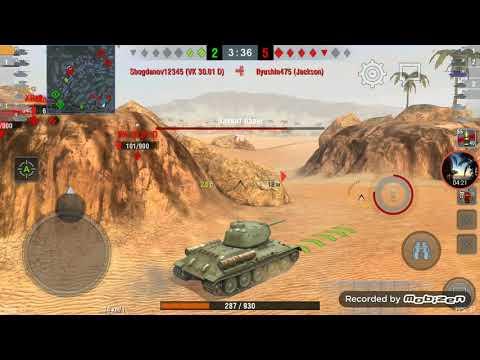 Катаемся на Type  58 обзор танка