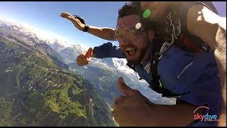 Skydive Interlaken Switzerland - Ryan Storrs