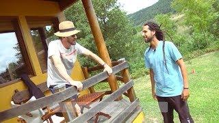 Camping Las Casas de la Cascada, en plena naturaleza