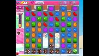 Candy Crush Saga Level 1066 - No Boosters