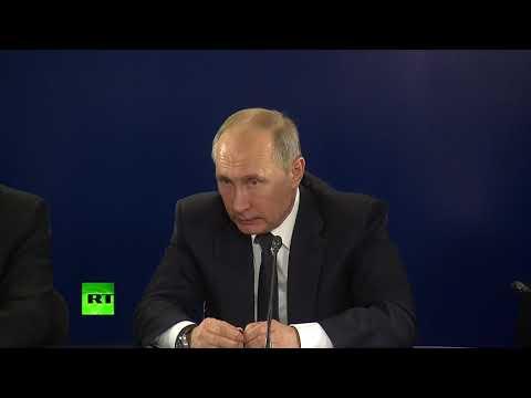 Путин ответил на приглашение на юбилей ВГИК в 2019 году