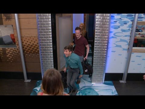 Big Brother - New Houseguests Arrive