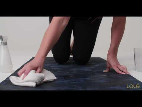 guide d entretien lole tapis de yoga