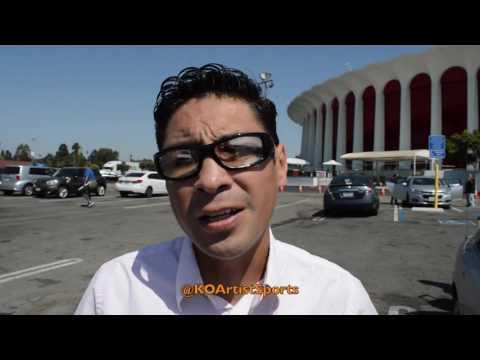 Israel Vazquez wants Canelo vs GGG next year! Thinks G's power will be too much for Brook.