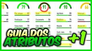 FIFA 20 | GUIA DOS ATRIBUTOS - COMO AFETAM SEUS JOGADORES
