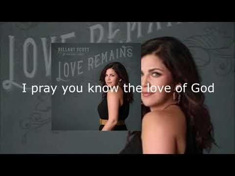 The Faithful Love Of Jesus Lyrics  Hillary Scott & The Scott Family  feat Steven Curtis Chapman