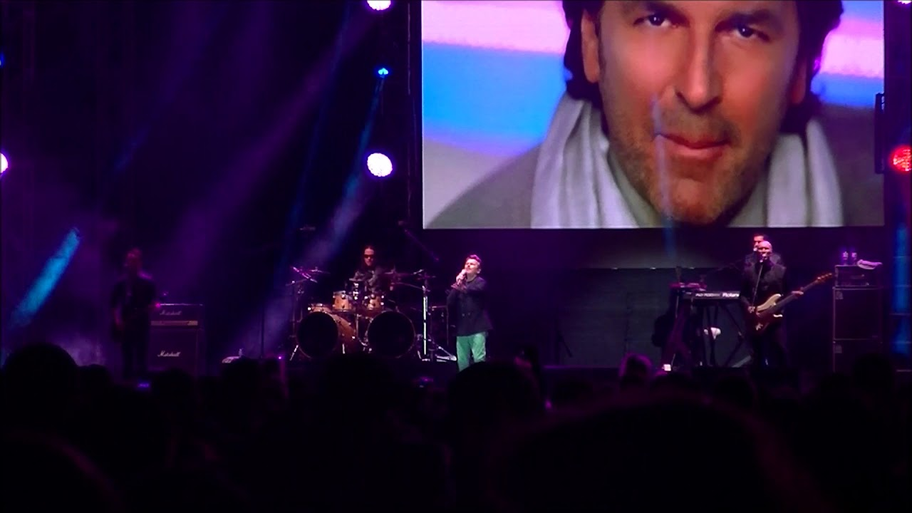 Thomas Anders Modern Talking Band Koncert W Stalowej Woli 10 09 2017 Youtube