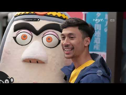 Weekend List- Eksplorasi Seru Kumamoto Di Jepang