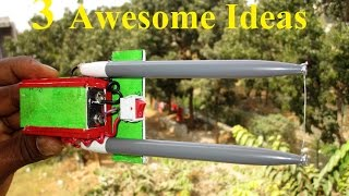How to make a Foam Cutter at Home - 3 Awesome Ideas