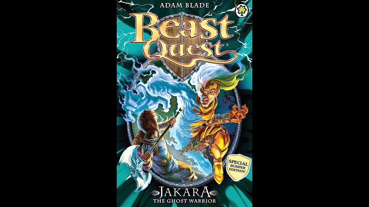 beast quest reviews special 15  jakara the ghost warrior