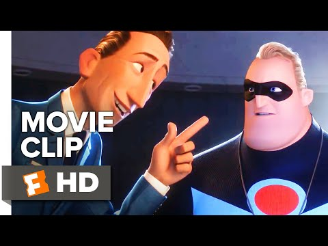 Incredibles 2 Movie Clip - Meeting the Deavors (2018) | Movieclips Coming Soon