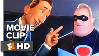 Incredibles 2 Movie Clip - Meeting the Deavors (2018) | Movieclips Coming Soon - Продолжительность: 71 секунда