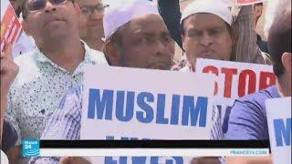 فيديو..القبض على قاتل إمام مسلم بنيويورك