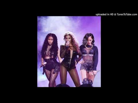 Rihanna, Beyonce, Nicki Minaj, Alicia Keys, The Black Eyed Peas - Love Theme Mashup Mix