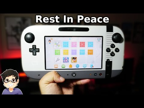 Remembering The Nintendo Wii U - RIP Wii U