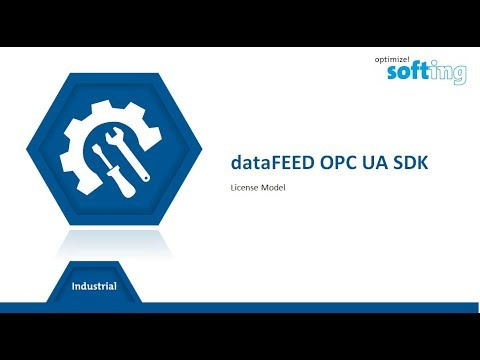 dataFEED OPC UA C++ Server & Client SDK for Linux | Softing
