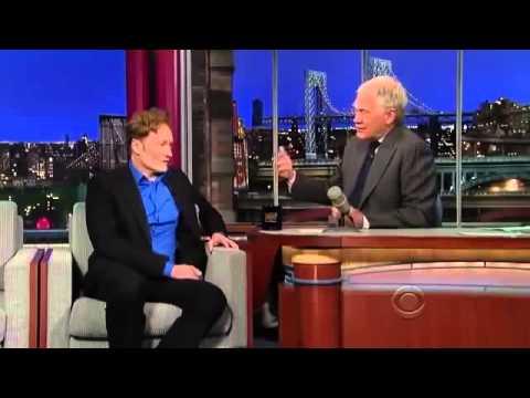 Conan O  Brien   Interview Letterman 2012 05 17 HQ