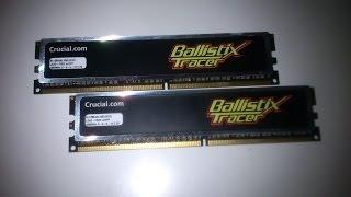 crucial ballistix tracer ddr2 led ram cooler master stacker 830